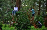 Wisata Alam Terbuka Agro Wisata Gunung Mas, Tetap Lakukan Prokes 3 M dan 1 T