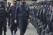 Pasukan Brimod Polda Jabar di Sebar ke Kabupaten Laksanakan Pilkada