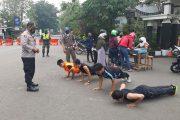 Polres Purwakarta Gelar Operasi Yustisi, Warga Diminta Taati Prokes Covid-19 dan 3 M