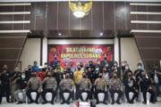 Kapolres Subang Himbau Perayaan Malam Tahun Baru di Rumah Saja