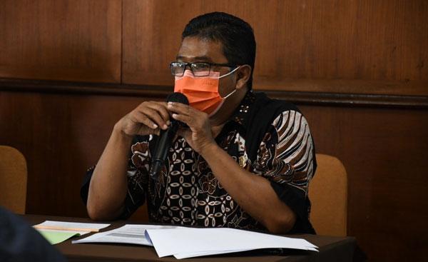Komisi 1 DPRD Jabar, Bahas Revisi Perda No.13/2018 Tentang Penegaskan Prokes