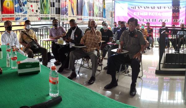 Setelah Pakem, Perdinandus Terpilih Menjadi Ketua PTMSI Kota Cimahi