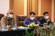 Pansus IX Gelar Rapat Bersama Mitra Komisi Terkait Revisi RPJMD