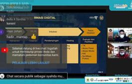 Anak Muda Bila Gunakan Teknologi Harus Mampaat Sumber Literasi