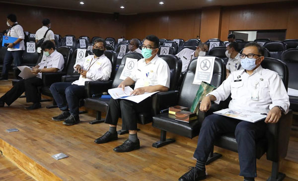 Komisi A DPRD Kota Bandung, Inovasi Disduk Capil Ditingkatkan