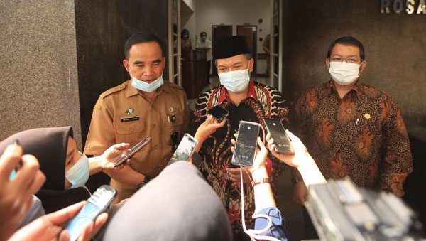 Disdukcapil Kota Bandung, Luncurkan Program Jalan Ramah dan Terbang