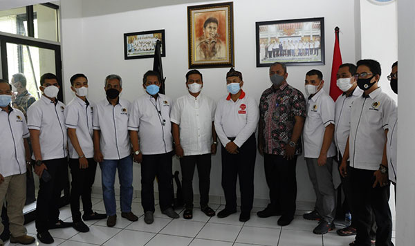 Mang Oded Ajak PWI Bangun Kota Bandung, Dengan Cara Edukasi Warga