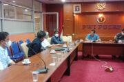 Pemprov Sultra - PWI Tindak Lanjuti Penetapan Tuan Rumah HPN 2022