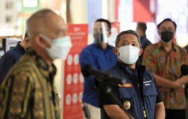 Pusat Pembelanjaan di Bandung Dibuka, Dengan Prokes Ketat