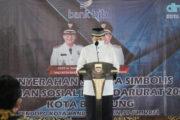 Pemkot Bandung Gandeng bjb, Gunakakan QR Code Salurkan Bansos Covid-19