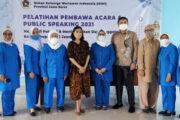 PWI Jabar Gelar Pelatihan Pembawa Acara Bagi Anggota IKWI