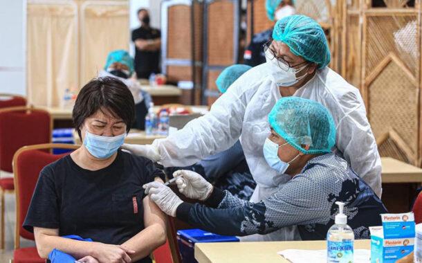 Dengan Kolaborasi Vaksinasi Covid-19, Ahir Tahun Optimis Mencapai Target