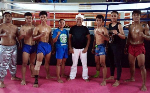 Cabor Muaythai Jabar di PON XX Papua Targetkan Juara Umum