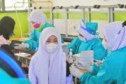 Kadinkes Kota Bandung, Ketersedian Vaksin Covid-19 Bagi Usia Pelajar Masih Aman