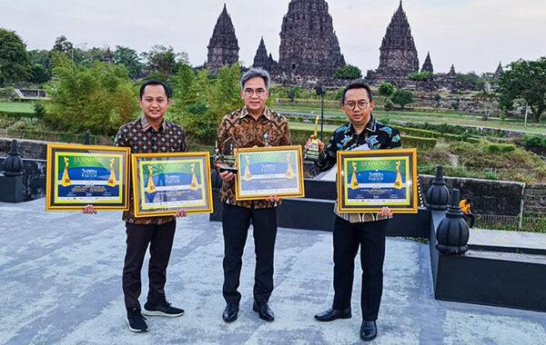 Dalam Gelaran Tajuk Human Capital Award, bjb Raih 4 Penghargaan