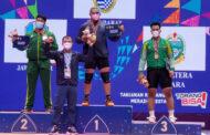 Tim Cabor Angkat Besi di PON XX Papua, Sumbang Medali Emas